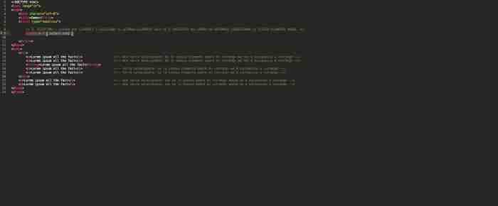 Creare un menu off-canvas con CSS3 - Sibling