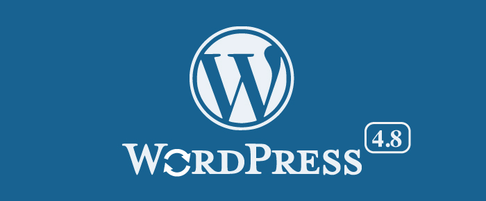 Scopri WordPress 4.8