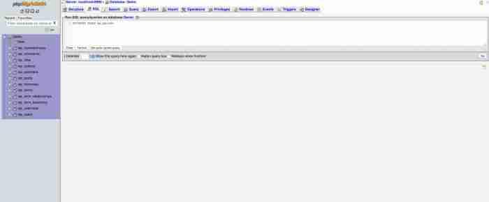 Come ottimizzare e riparare il database di WordPress - Ottimizzazione