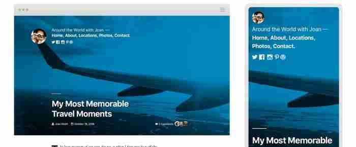 Scopri il nuovo WordPress 5.0 - Twenty Nineteen