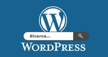 Come disabilitare la ricerca in WordPress